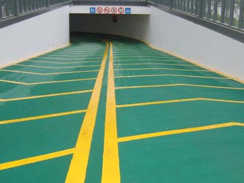 汽车防滑坡道
